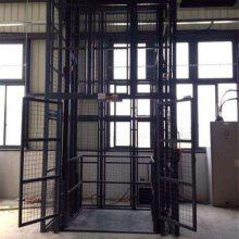 导轨链条式升降机 液压货梯尺寸