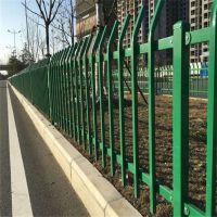 外环路草池围栏 公园隔离带护栏 别墅菜园围栏