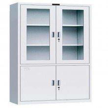 贺州办公文件柜参数移门矮柜价格文件柜直销