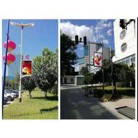 户外广告市场持续攀升,LED广告机及LED灯杆屏迎来全新发展机遇