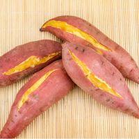 湛江特产西瓜红红薯 西瓜红蜜薯基地
