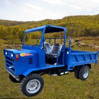 热销农用四不像四轮拖拉机 大配置载重5吨农用中型四驱四不像