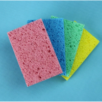 木浆棉刷碗巾洗碗布擦百洁布洗碗海绵家用清洁布