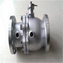 黄南阀门代理商 BQ41F-16P DN32 一体式保温球阀 不锈钢保温球阀