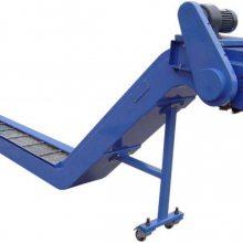 定做链板排屑机 数控车床自动链板排屑机 输送废料铁屑自动排屑器