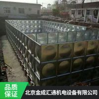 强度高镀锌钢板生活水箱_北京通州生活水箱
