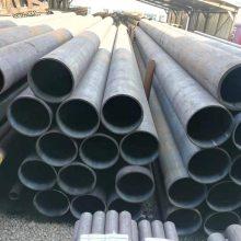 无缝管 45号精轧无缝钢铁管 户外大型单广告牌立柱无缝钢管