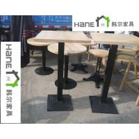 江浙沪咖啡厅实木方桌/星巴克咖啡桌定制/上海韩尔LOFT品牌