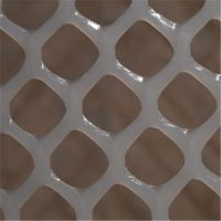 白色塑料养殖网 绿色家禽漏粪网 农场养殖塑料网