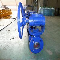 安国市生产涡轮三通球阀图片_Q344F-16P DN32涡轮三通球阀图片大全