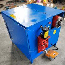 洗衣机电机定子拆解器, 小型电机定子切铜机设备