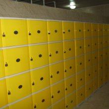 直销宁德漳州ABS塑料柜彩色更衣柜款式多样可按需定制