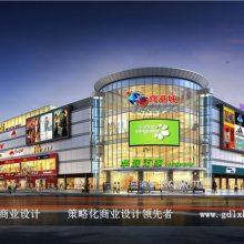 成都精品超市设计,百货商场室内设计,广东领贤商业设计院