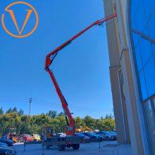 折臂升降机 曲臂升降平台 升降梯 液压升降车 星汉制造