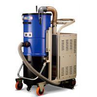 电瓶工业吸尘器电动移动式电瓶吸尘器大容量粉尘铁屑吸尘器充电式