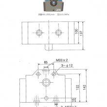 3FJLZ-L60-200,自调式分流集流阀