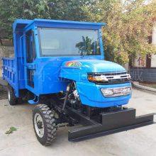大马力工程四轮车 高青县农用四轮拉货车 恶劣路况运输四不像图片