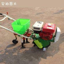 厂家直销播种机 小型农用施肥机?手推式大豆播种机
