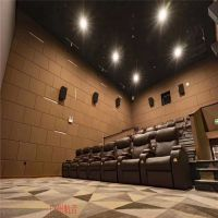 湖南湘潭电影院,Ktv墙面吸音软包 吸音硬包