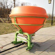 直销大面积农田施肥机 拖拉机悬挂撒肥机 多用途颗粒化肥撒肥机