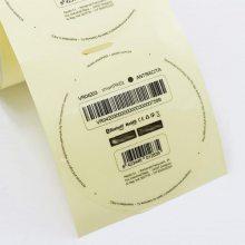 深圳厂家定做卷筒不干胶 彩色不干胶 空白卷装贴纸 透明不干胶 空白条码机标签