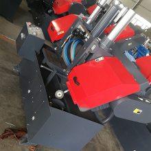 金属带锯床切割机 成捆钢筋切割机 卧式数控金属带锯床 森泰