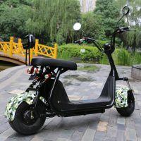 新款大功率哈雷电动车炫酷电动摩托车代步车双座哈雷车两轮电瓶车