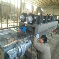 供应果蔬脱水翻转风干机 食品沥水设备 康汇厂家