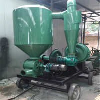 供应管式螺旋输送机 新型气力吸粮机 输送机 厂家直销sy