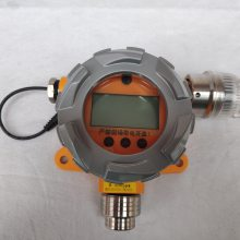 可燃气体报警器厂家低价格优惠,可燃气体探测器探头+报警控制器主机(固定安装在线式),催化燃烧原理