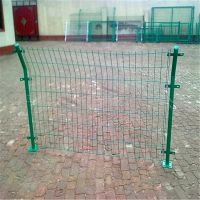 护栏网厂家直销 双边丝护栏网 边框防护网