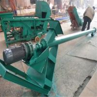 山东科阳小型螺旋输送机厂家直销 不锈钢螺旋输送机 垂直管式螺旋输送机