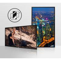 云南50寸液晶壁挂显示屏 横竖屏高清超薄窄边 电视广告机