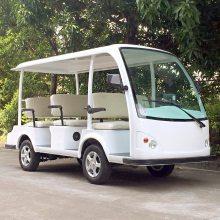 安步优品ABLQY081A经典八座电瓶游览车 电动观光车 看楼电瓶车 工厂客户接待电动车