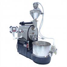 高效不粘锅咖啡烘焙机 多用途中型烘焙机 高档烤漆工艺咖啡烘焙机 南阳东亿