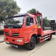 畅销型东风福瑞卡135-140挖掘机拖车厂家 山区平路皆宜
