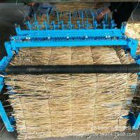 想发财吗想致富吗电动生产稻草秸秆草帘机可以让你走致富之路