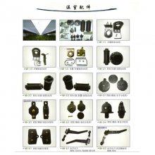 北京温室遮阳系统配件全套-齿轮齿条大棚遮阳设计安装