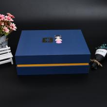 深圳罗湖精装酒水礼盒,福田酒包装盒定制,单支装红酒礼品盒定制