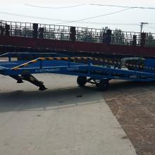 定安县航天牌常规移动式登车桥 10吨可移动式集装箱升降登车桥 厂家定制