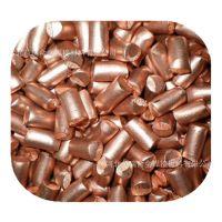 厂家供应铜粒 Cu高纯 金属 铜段 5N 铜颗粒 单质铜粒 量大优惠