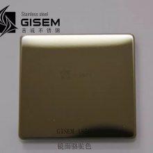 201/304/316不锈钢电梯装饰板 纳米青古铜手工拉丝发纹彩色不锈钢