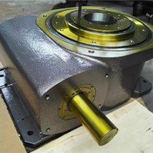 转盘抛光机分割器产地-诸城正一机械-转盘抛光机分割器