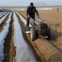 现货供应种植起垄喷药覆膜机/多功能农作物覆盖机/农用牵引式铺膜机
