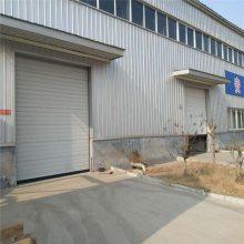 滑升门厂家供应 垂直提升门 翻板工业门