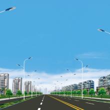220VLED市政路灯厂家 高低双臂 江苏斯美尔光电科技有限公司