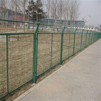 高速公路围墙网 绿色围挡网 开发区围栏