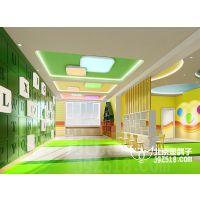 拥有多年高品质幼儿园设计经验的公司认准北京金鸽子装饰设计
