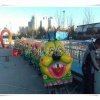 儿童游乐场轨道类游乐设备青虫滑车造型新颖人气旺果虫滑车宏德游乐定制热销