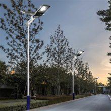 太阳能 河南锂电路灯 6米30W 太阳能路灯价格表